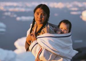 bambino inuit